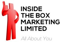 Inside the box marketing logo