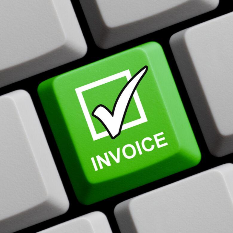 Invoice graphic